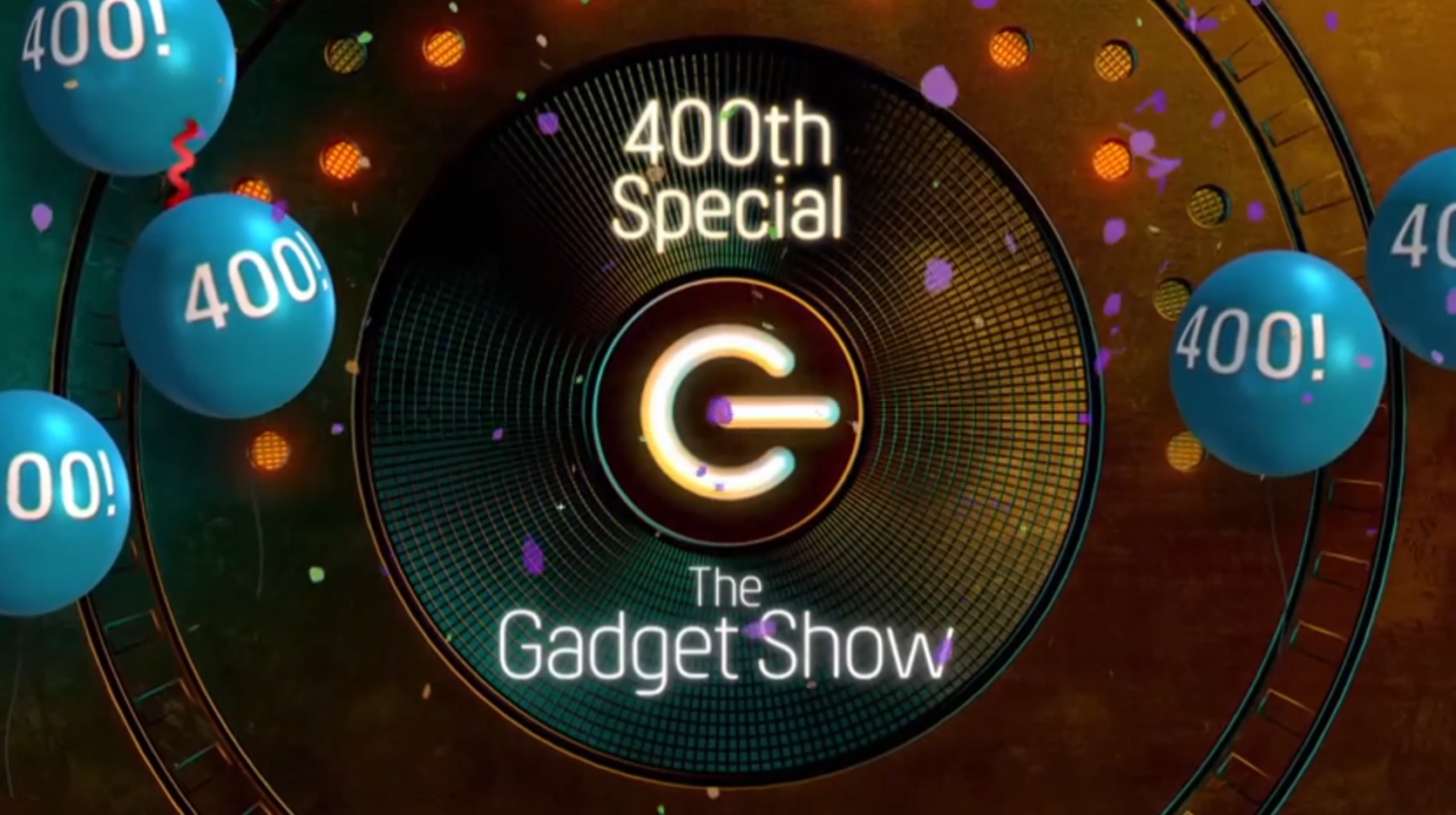 Estride on The Gadget Show
