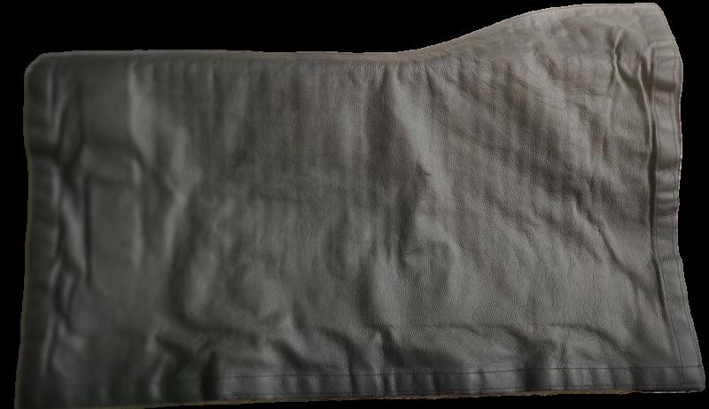 Ergonomic shaped - rugged buffalo leather